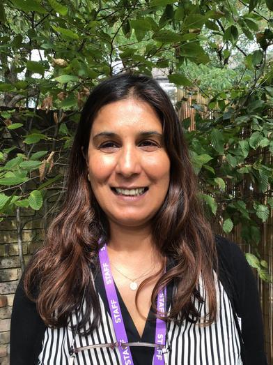 Miss Shilla Fraser - Teaching Assistant