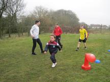 Sports Relief - complete 1 mile! 4
