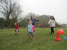 Sports Relief - complete 1 mile! 3
