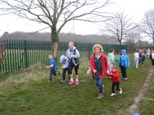 Sports Relief - complete 1 mile! 6