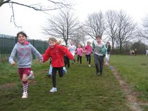 Sports Relief - complete 1 mile! 8