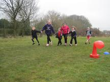 Sports Relief - complete 1 mile! 2