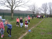 Sports Relief - complete 1 mile! 5