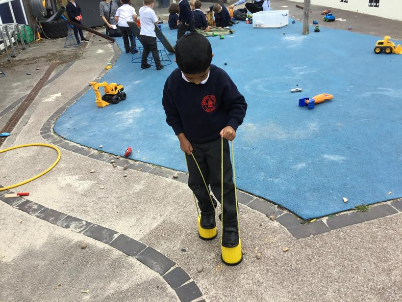 Resilience in physical development