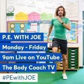 Joe Wicks P.E.