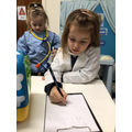 We changed the role play area into a Vet surgery. Please make sure you check in first.