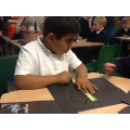Using rulers for straight lines