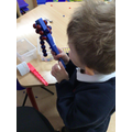Exploring how magnets attract!