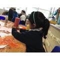 Exploring colour mixing