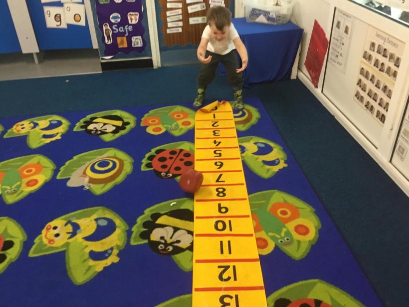 Exploring numbers through maths games