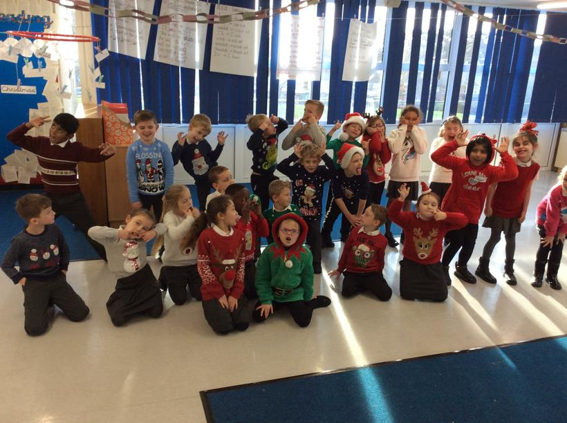 Merry Christmas from Year 2!