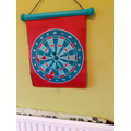 Round of darts & great for addition!