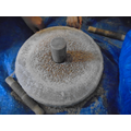 Grinding wheat