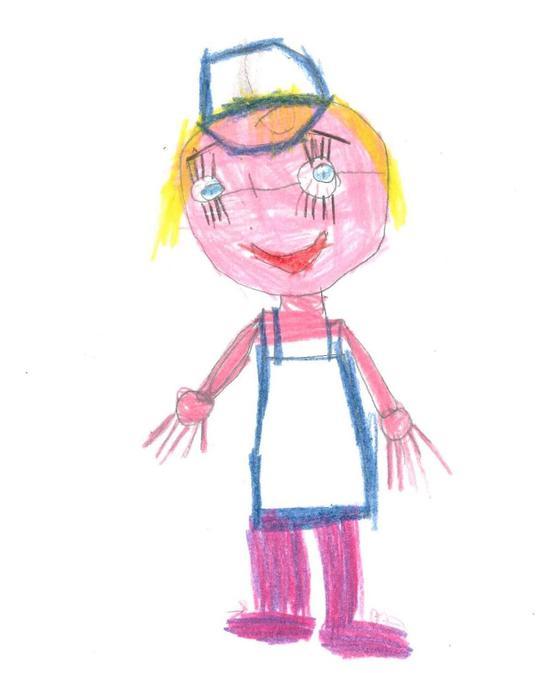 Ms Wilkinson - School Cook