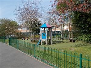 Key Stage One Playground