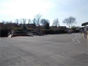 Key Stage Two playground
