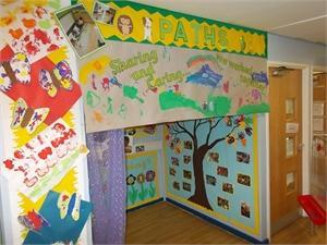 Reception Role Play Area