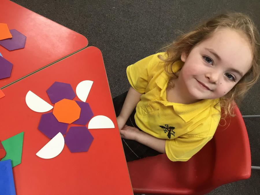 YR - Exploring shape and patterns.
