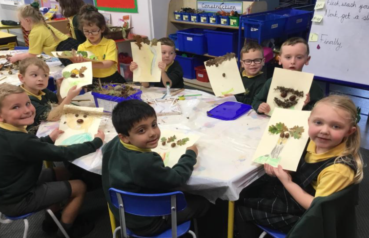 Y1 - Seasonal artwork