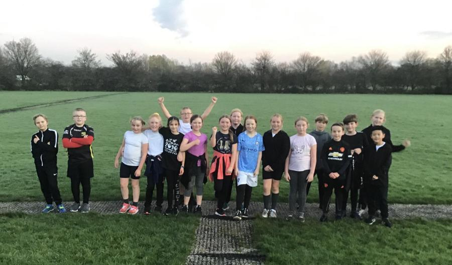 Year 5 - Cross Country