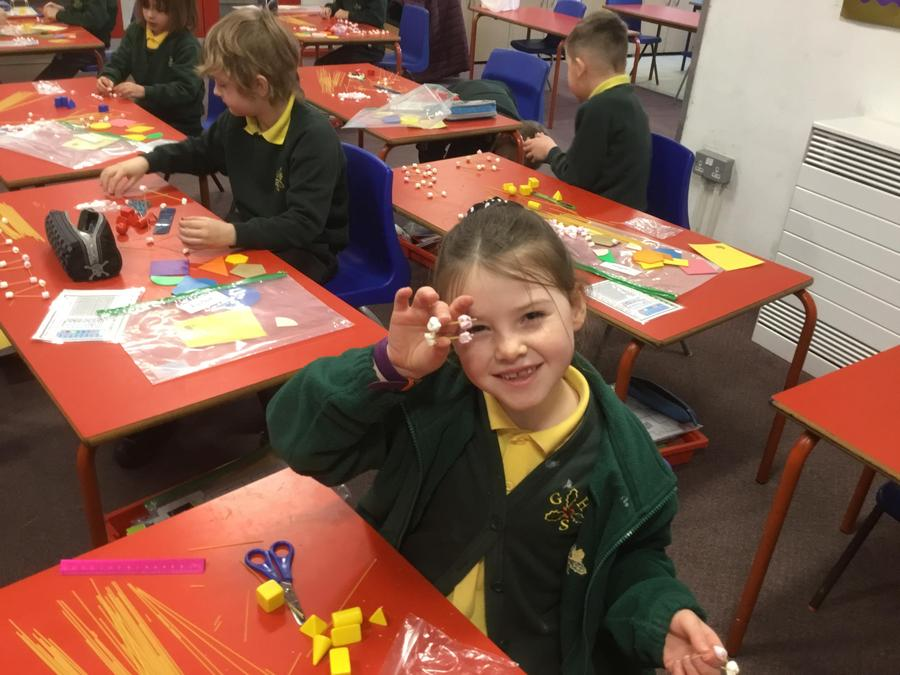 Y2 - Building and exploring 3D shapes.