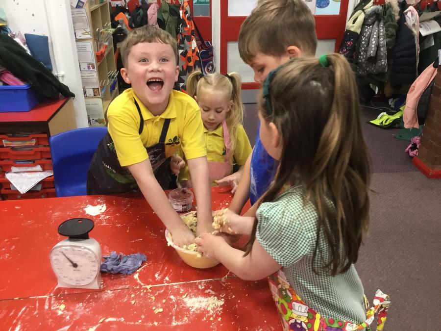 Arts Week - kindness cookies
