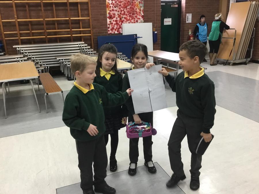 Team building activities.