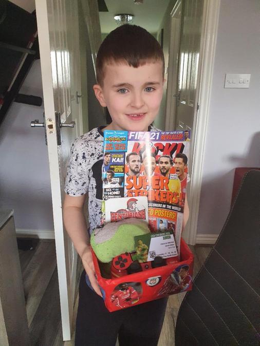 Children's Mental Health Week - Happiness Box