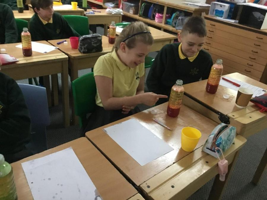 Y6 - Chemical reactions