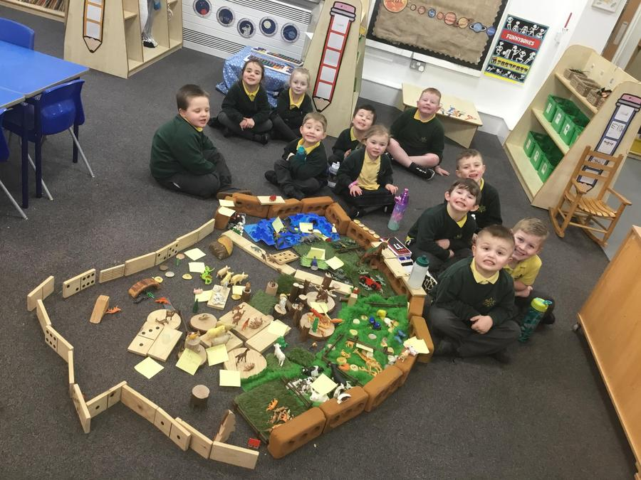 Creating a zoo