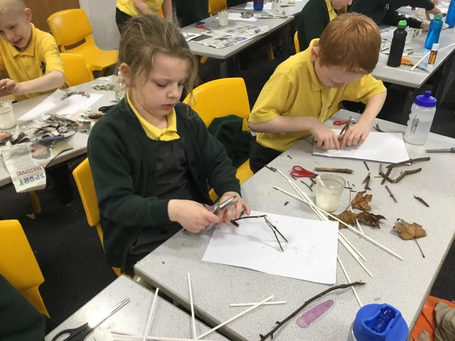 Y3 - Making Stone Age shelters