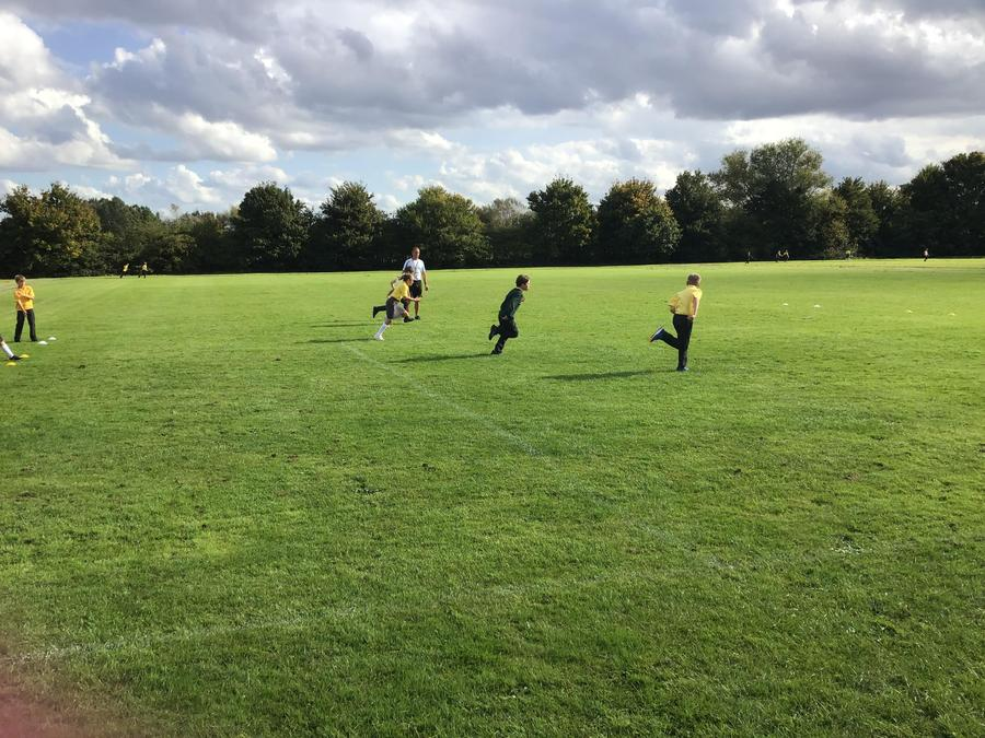 Year 4 - athletics