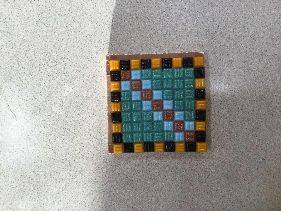 Y4 - Making Roman style mosaics