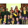 Our Eggs Factor winners