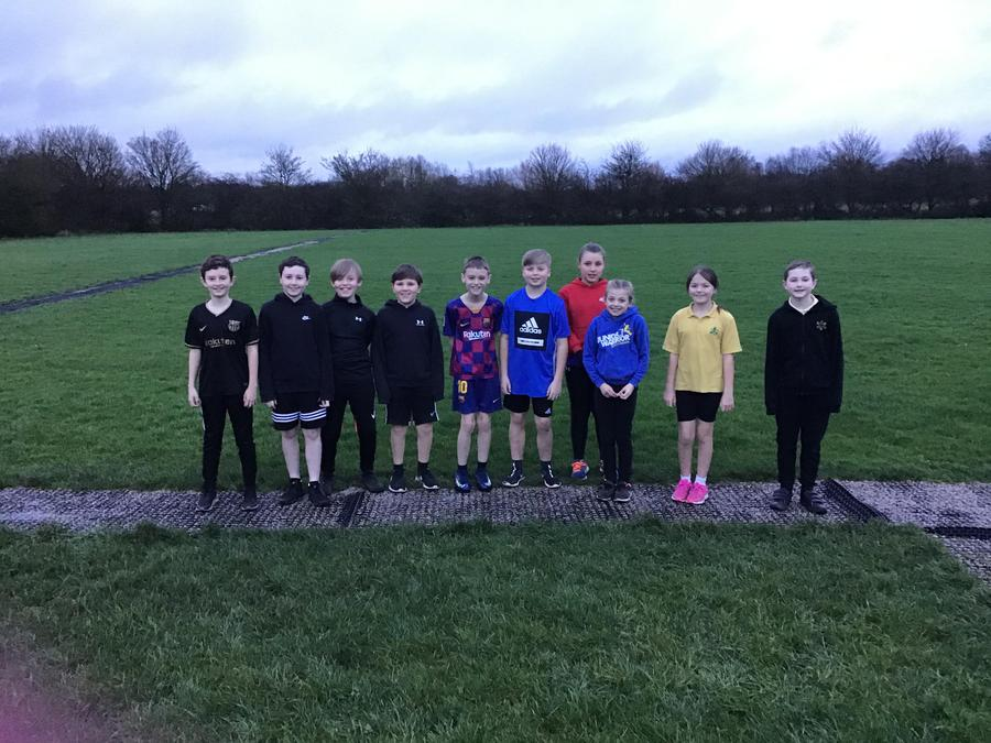 Year 6 - Cross Country