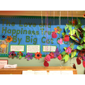 Y1 Big Cat's 'Love and Happiness Tree.'