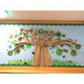 Nursey 'Here We Go Round the Apple Tree.'
