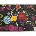 Painting galaxies in CIL