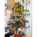 Our beautiful tree