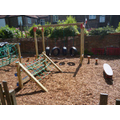 New Adventure Equipment for Nursery & Reception