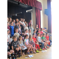 Year 3 celebration assembly