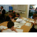 Year 4 work with Nick Hennessey (Story teller)