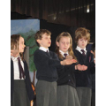 3T's amazing time travelling class assembly