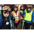 Ski trip 2016 - day 1