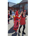 Amazing Year 6 Fancy Dress 2017