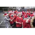 Santa Dash 2016