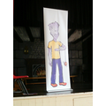The NED show visits Gilmour Junior School
