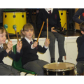 Super talented Samba band!