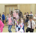 Sports Relief event 2016