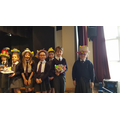 Easter Hat competition 2017